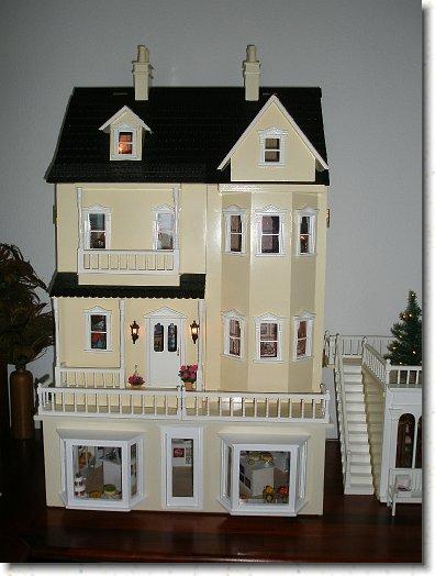 Gult hus 4
