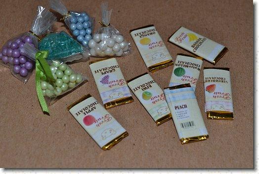 chokolade af perler