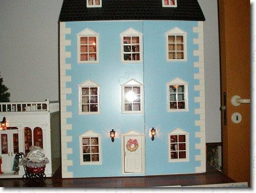 Blåt hus 1