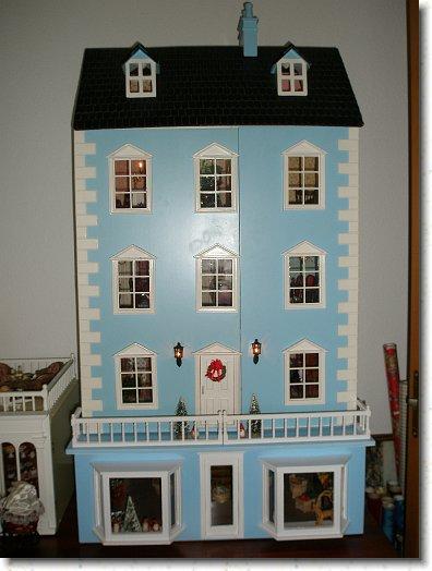 Blåt hus 68